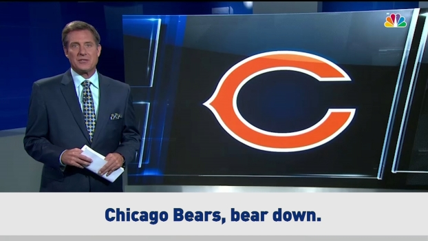 The Bears Fight Song Like You've Never Heard It Before