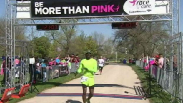'Race for the Cure' Coming Up on Mother's Day