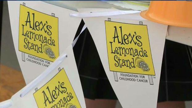 Child Uses Lemonade Stand to Help Kids Battling Cancer