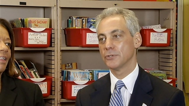Rahm Not Worried About CPS Closings Political Hit