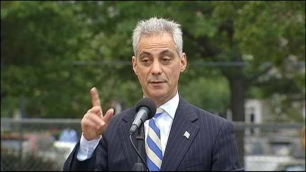 Rahm Welcomes Bulls Training Facility To West Side