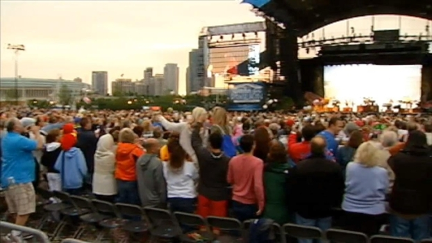 Kane Takes Cup to Jimmy Buffett Concert