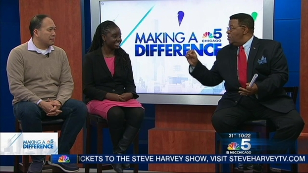 MRelief Helps Low Income Chicagoans Find Services
