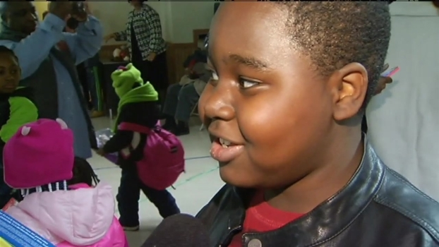 A Christmas to Remember for Hundreds of Children
