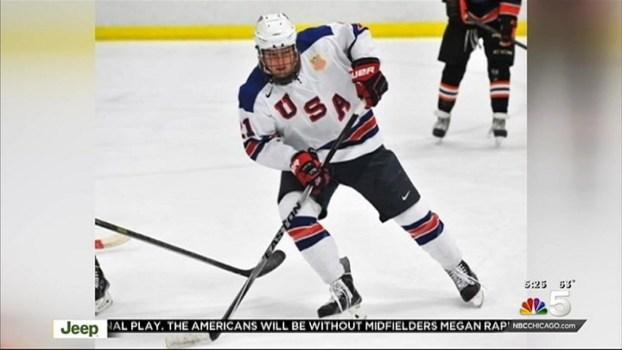 NHL Prospect Wants to be a Blackhawk