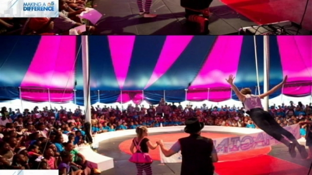 Midnight Circus Brings Entertainment to Chicago Communities