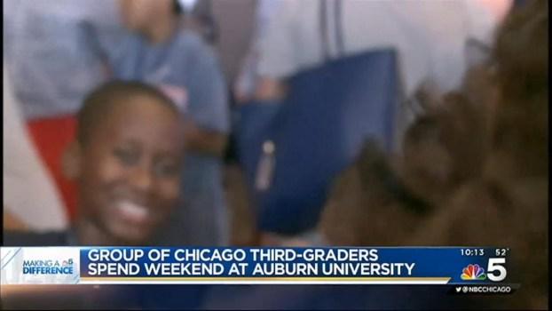 Auburn University Invites Chicago Students to Campus