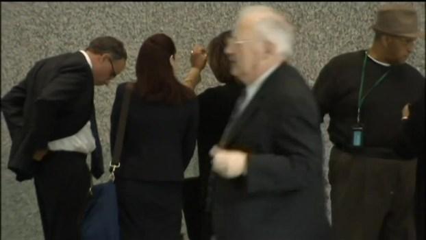 Barbara Byrd-Bennett Arrives in Federal Court