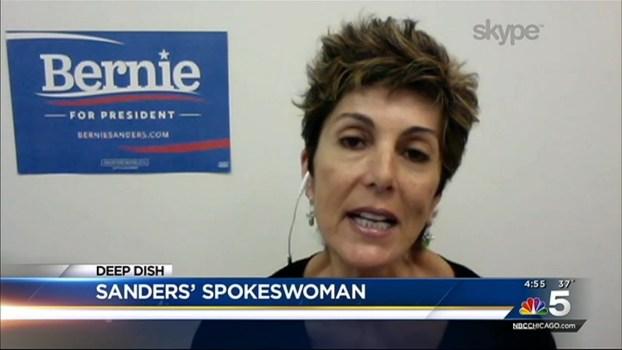 Deep Dish: Lilia Chacon Talks Bernie Sanders