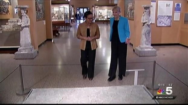50 Years of Volunteering at Oriental Institute