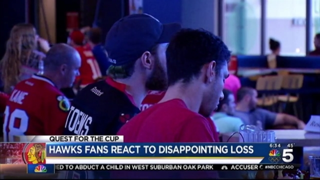 Fans React to Disappointing Game 7 Loss