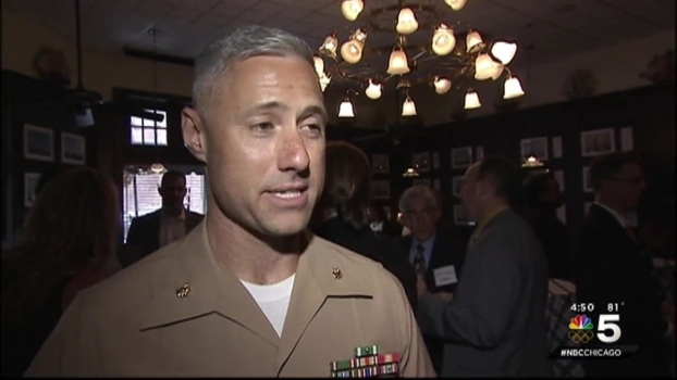 Veterans Group Helps Marines Transition to Next Venture