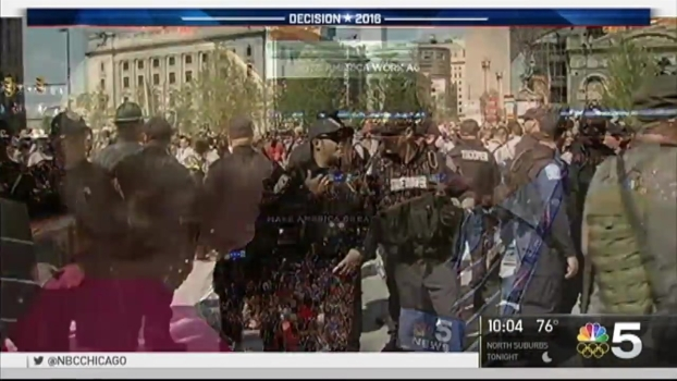 Tight Security at Republican National Convention