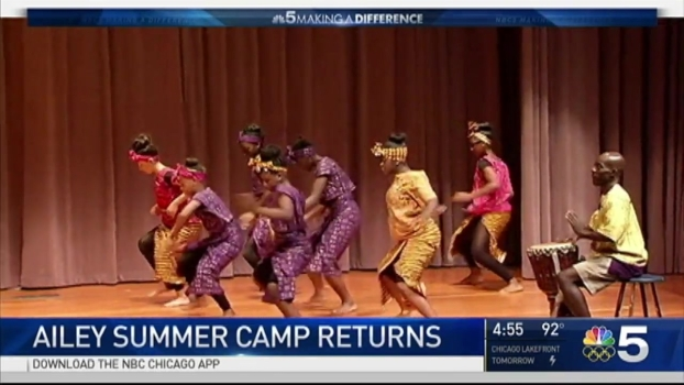 Final Performance: Free Camp Teaches Dance to At-Risk Youth