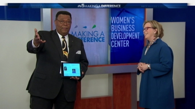 Making A Difference: Women's Business Development Center