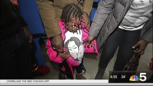 Community Provides Young Daughter of Murdered Mother a Holiday Shopping Surprise