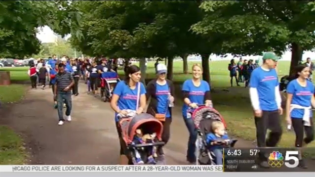 JDRF One Walk Helps Children With Diabetes