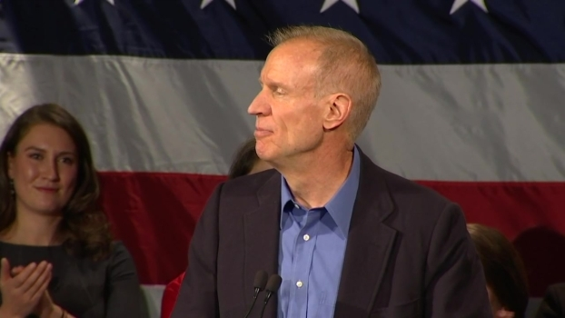 Rauner Calls For Unity in Concession Speech