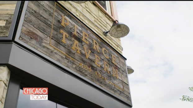 Pierce Tavern Transforms Historic Bank Into Trendy Eatery