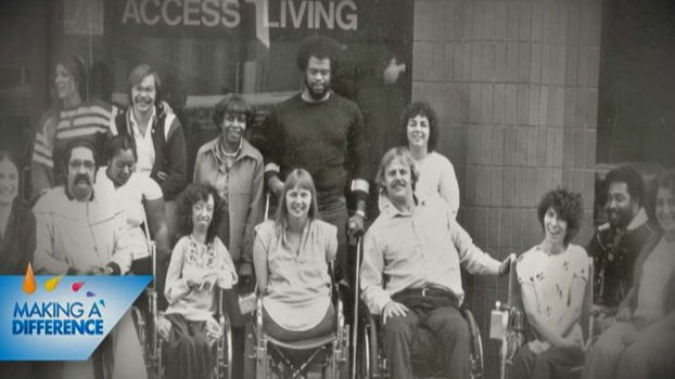 Access Living Marks 25 Years of ADA