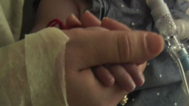 10-Month-Old Baby Fights For Her Life