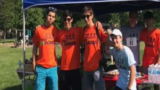 High School Athletes Hope to Raise Thousands at 'Run Because' for Diabetics