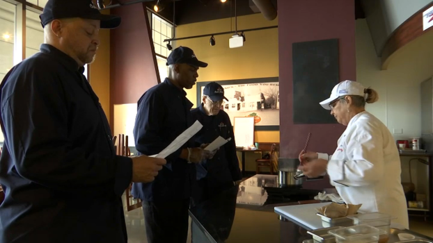 Cafe Liberty Helps Veterans With Training Program