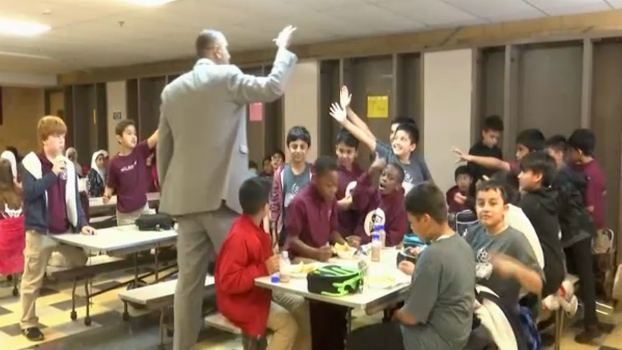 Muslim Community Center Principal Heads to White House to be Honored