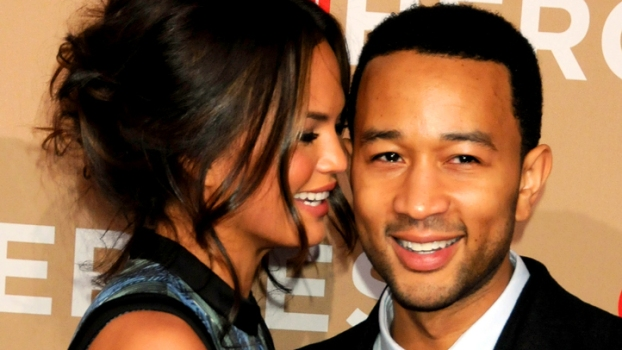 At Home with Chrissy Teigen and John Legend