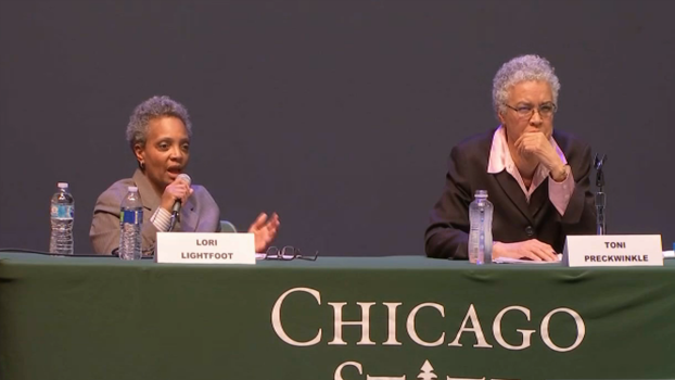 Candidates' Trustworthiness Questioned at Monday's Mayoral Forum