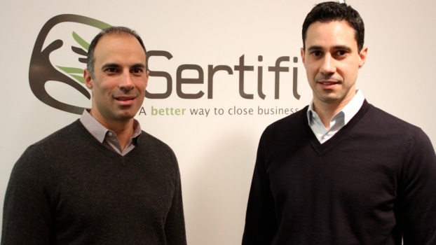 Spotlight: Sertifi's John and Nick Stojka