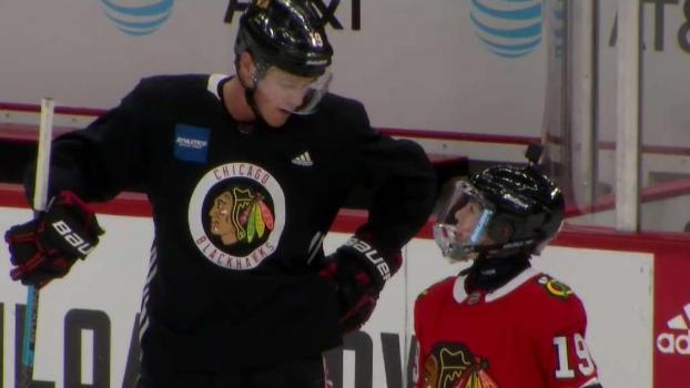 Blackhawks Team Up With Make-a-Wish to Help Child