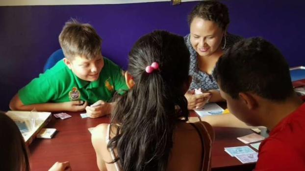 Necahual Aims to Help Underprivileged Children