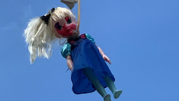 'It's Really Messed Up': Creepy Dolls Seen in Humboldt Park