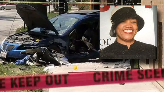 [CHI] Woman Killed in Crash With Cops' SUV
