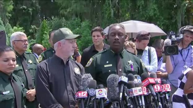 [NATL] Orlando Sheriff: Gator Attack 'Not Survivable'