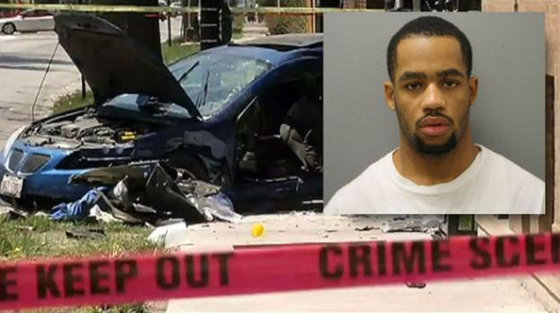 [CHI] Robbery Suspect Charged In Fatal Crash After Police Chase