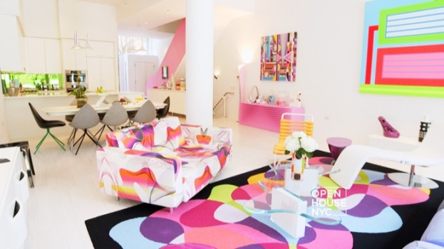 Inside the Vibrant Home of Karim Rashid