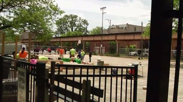 Park Revitalized on Chicago's South Side