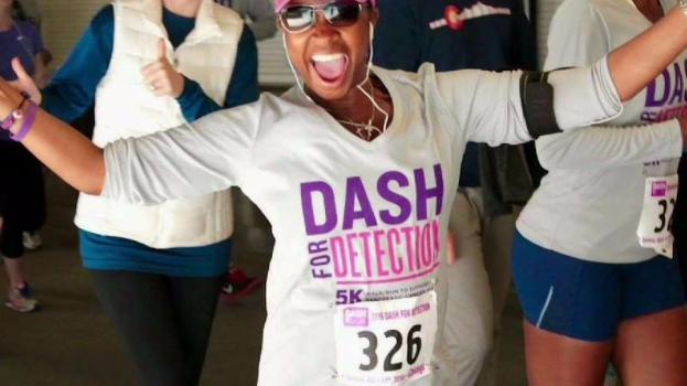 'Dash for Detection' Aims to Fight Pancreatic Cancer