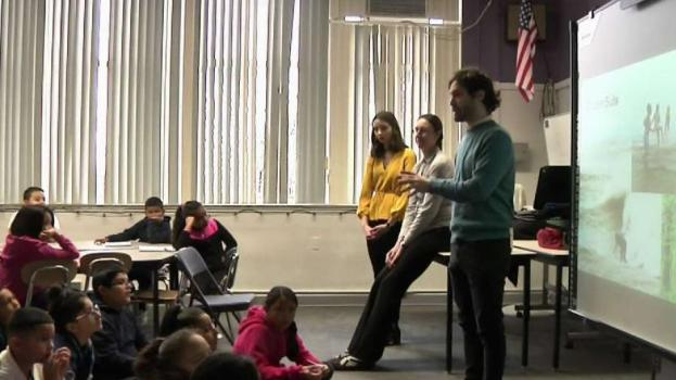 Science Lesson Turns Into Mission to Help Environment