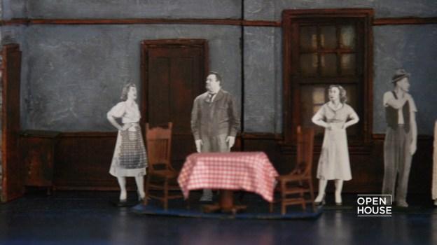 Inside the Home of Tony Award Winner Beowulf Boritt