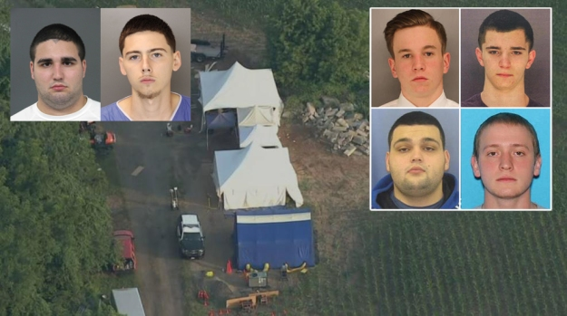 [PHOTOS]Timeline: Murder of Four Young Men in Bucks County, Pennsylvania