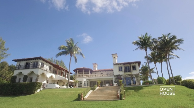 Billy Joel's West Palm Beach Getaway