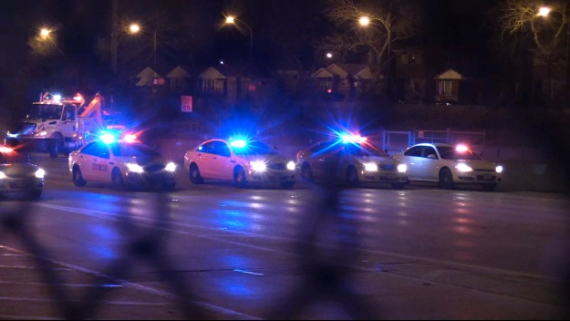 Police Investigate Possible Shooting on Dan Ryan Expressway