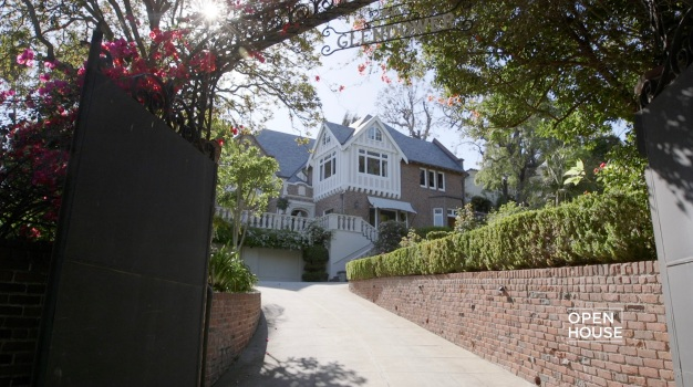 Home Tour: Mansion in Los Feliz