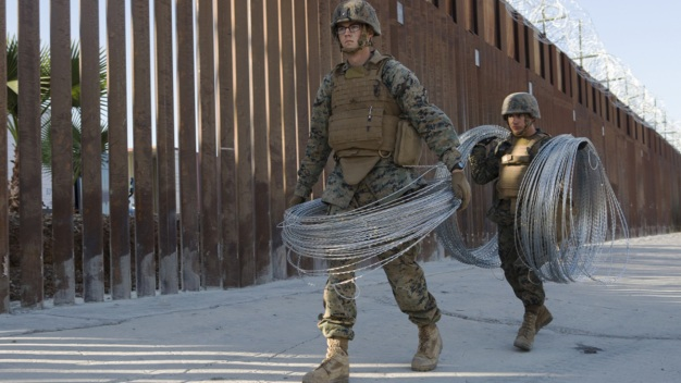 Pentagon Agrees to Extended Role on US-Mexico Border Mission