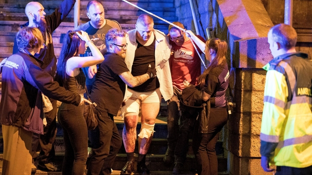 World Reacts to the Explosion at Manchester Arena