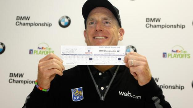 BMW Championship: Furyk's 59 Puts Him in Tie for Lead