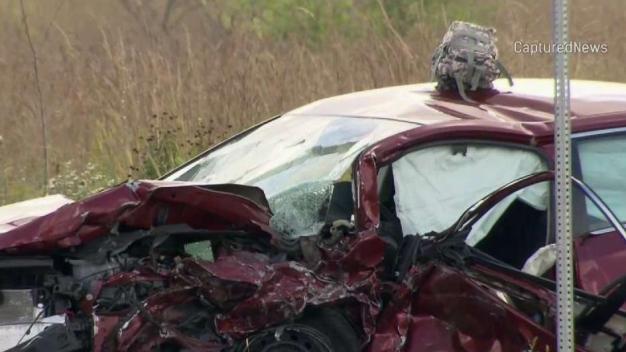 2 Dead in Multi-Vehicle Crash in Bartlett